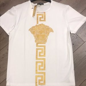 Versace size large tee